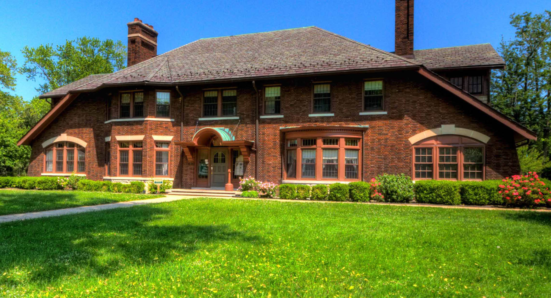 Euclid Ohio Mansion for Cleveland Weddings, Parties and